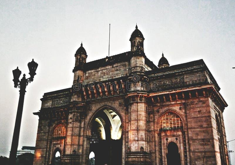 wrota do indii obrazy royalty free
