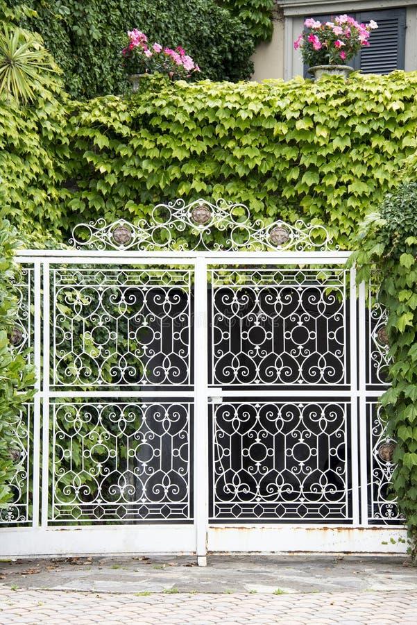 Free Wrought-iron Gate Stock Photography - 42812592