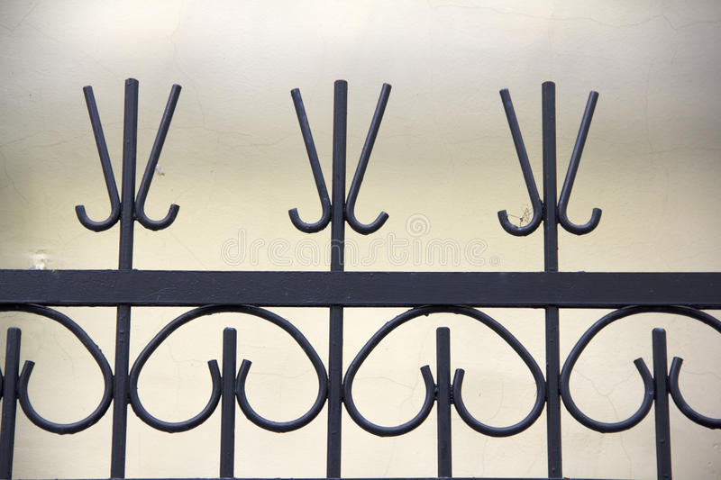 Download Wrought Iron Gates. Stock Images - Image: 29230584