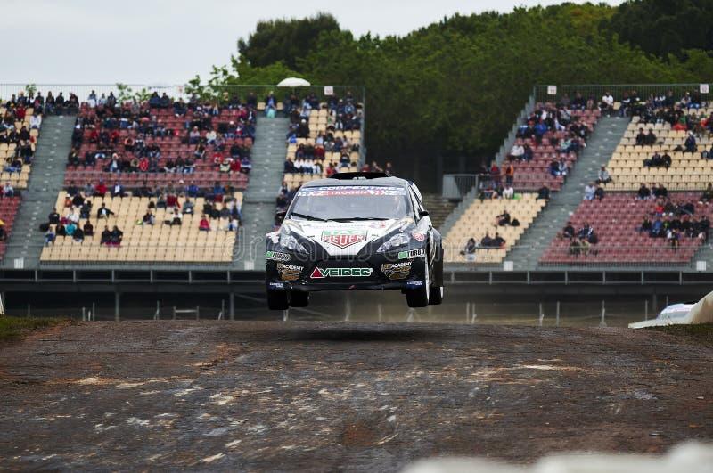 WRX Catalunya 2019 στοκ φωτογραφίες