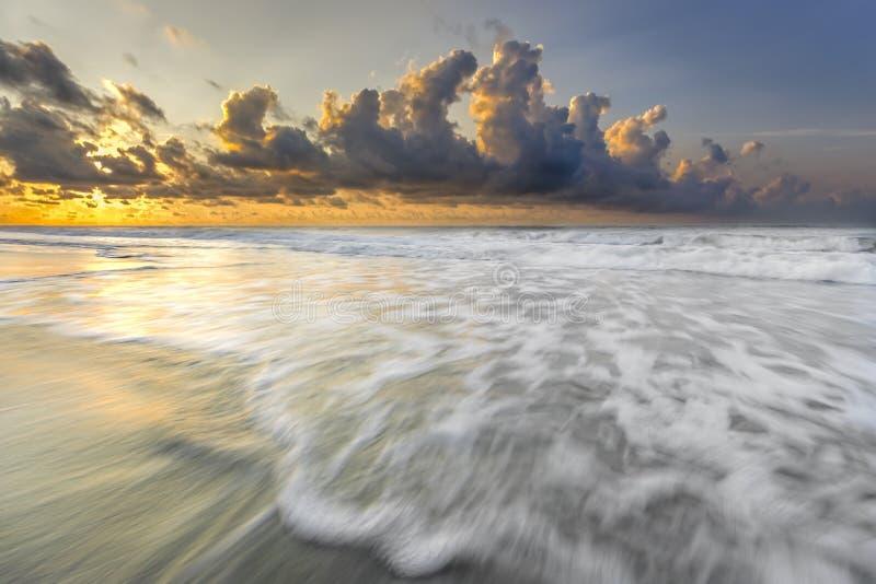 Wschód słońca na Hilton głowy wyspie zdjęcia royalty free
