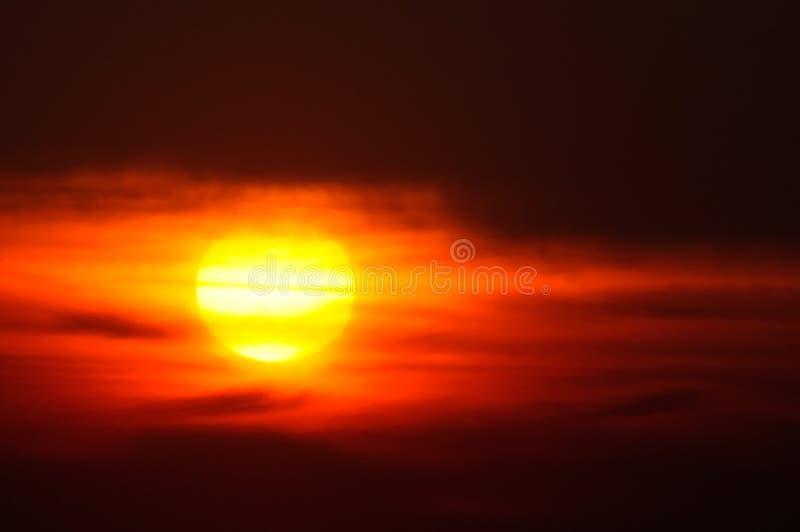 wschód słońca zmierzch obrazy royalty free