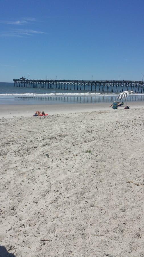 Wschodnia żakiet plaża zdjęcie royalty free