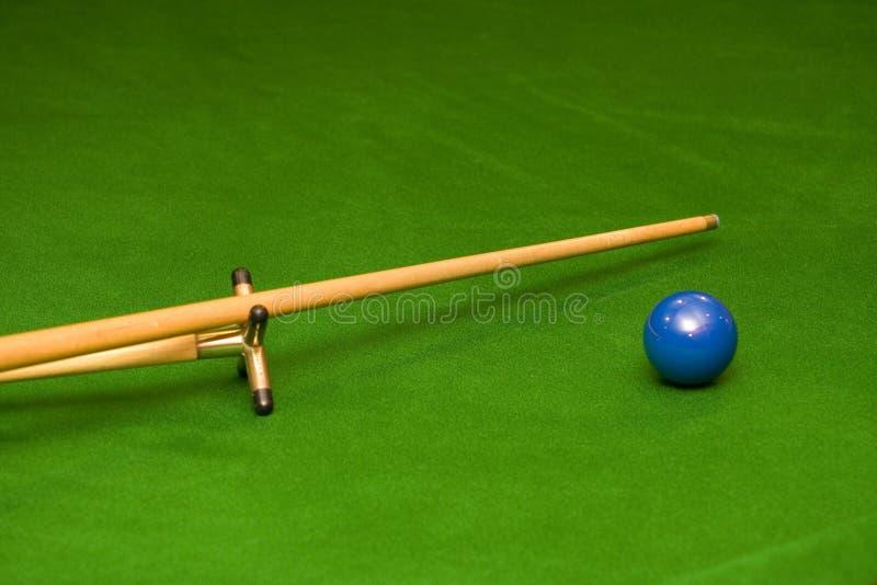 wskazówka balowy snooker zdjęcie stock