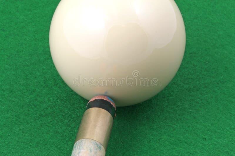 Wskazówka i piłka obrazy stock