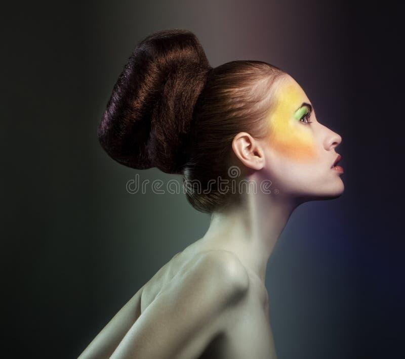 wspaniała kobieta fotografia royalty free