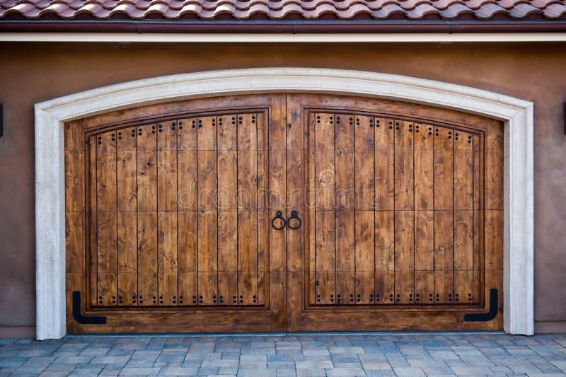 wspaniali kareciani drzwi obrazy stock
