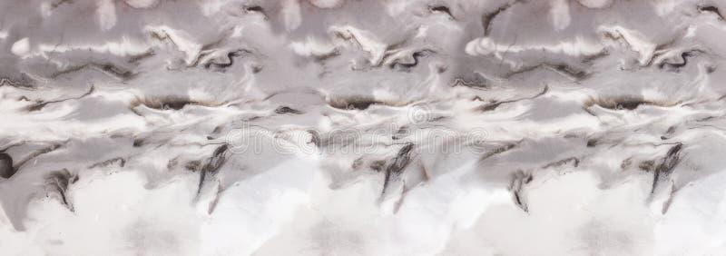 Wspaniali textured wizerunki stary marmurkowaty papier zdjęcie royalty free