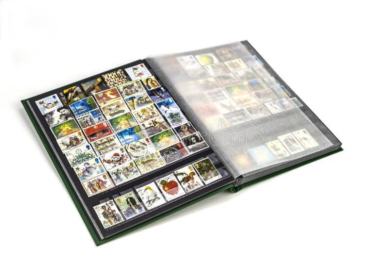 Wspaniali znaczki pocztowi obrazy royalty free