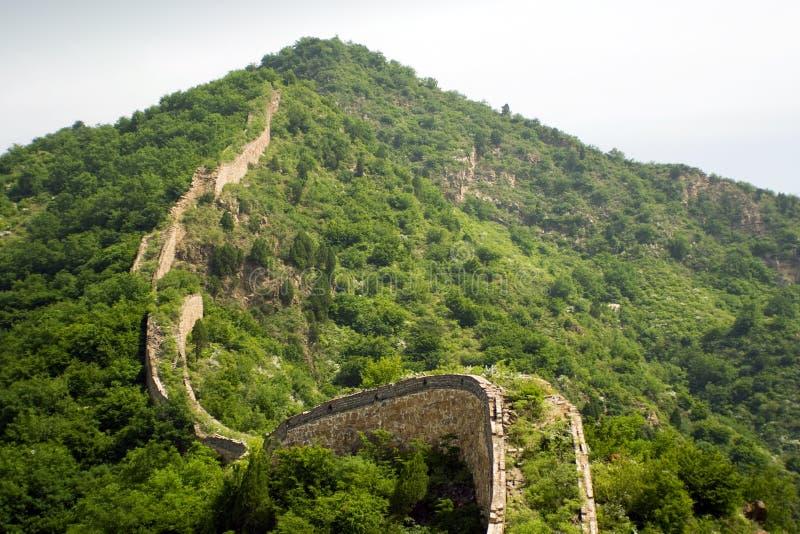 wspinaczkowa wielka gór kształta węża ściana fotografia stock