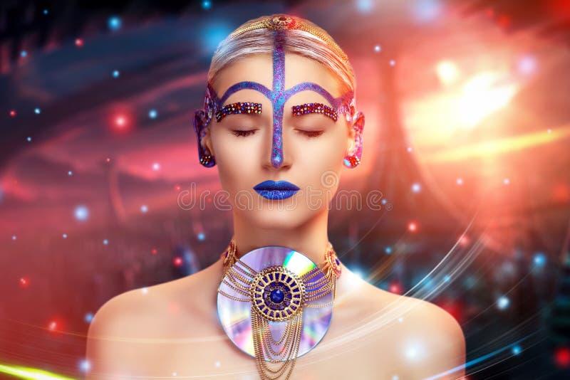 Wszechświat obrazy royalty free