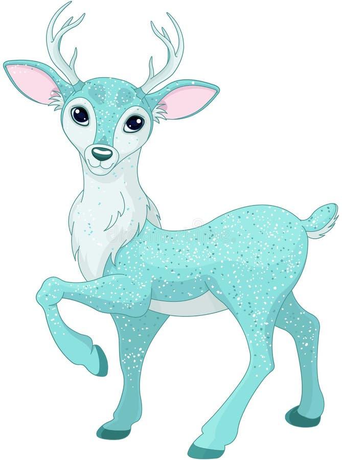 wszystkie jakaś bożych narodzeń jelenich elementów ilustracyjne indywidualne przedmiotów skala rozmiaru tekstury wektor ilustracji