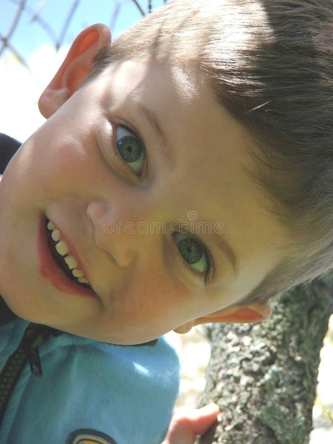 Download Wszystkie oczy zdjęcie stock. Obraz złożonej z uśmiech - 128176