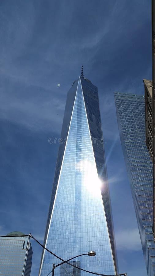 WTC lizenzfreie stockbilder