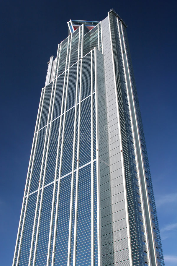 WTC em osaka foto de stock