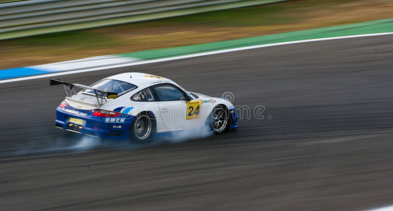 Download WTCC 2008 - GT OPEN Editorial Stock Photo - Image: 5751628