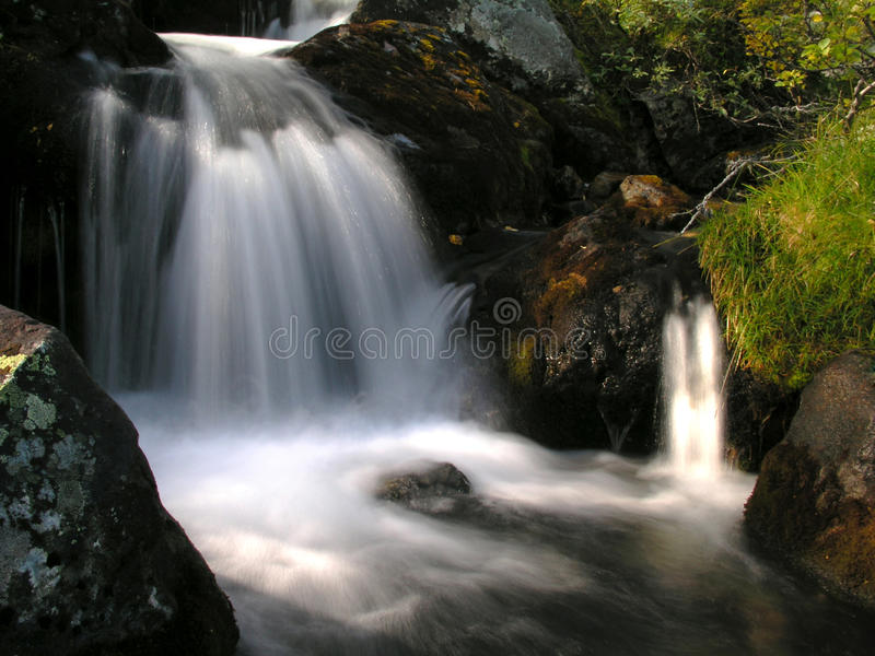 Download Wterfall stock photo. Image of fluid, scenery, environment - 27995934