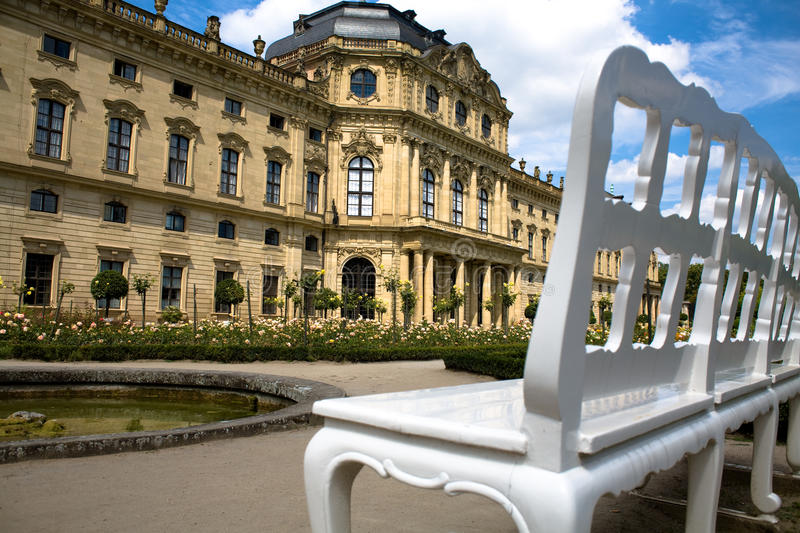 Download Wuerzburg Residence Royalty Free Stock Photos - Image: 10490278