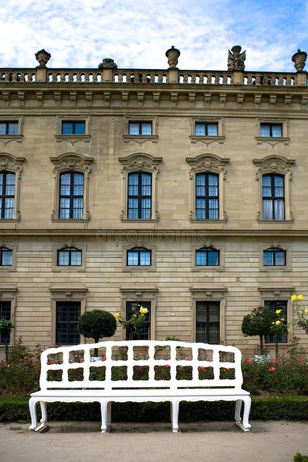 Wuerzburg Residence Stock Photo