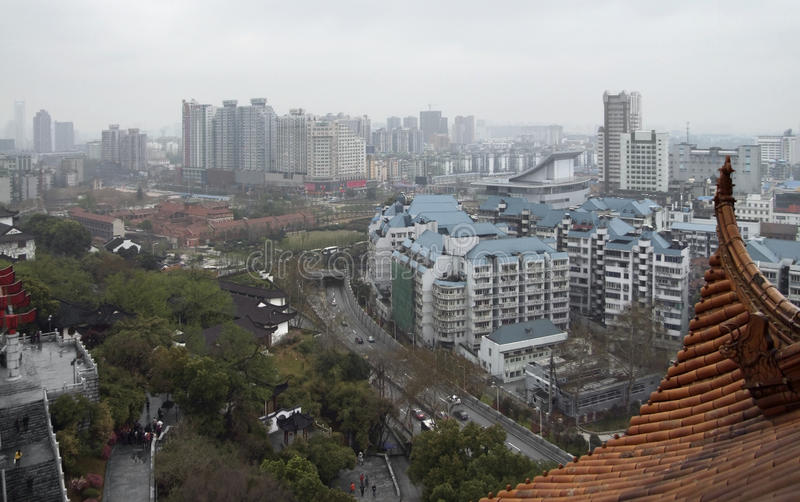Wuhan στοκ φωτογραφίες