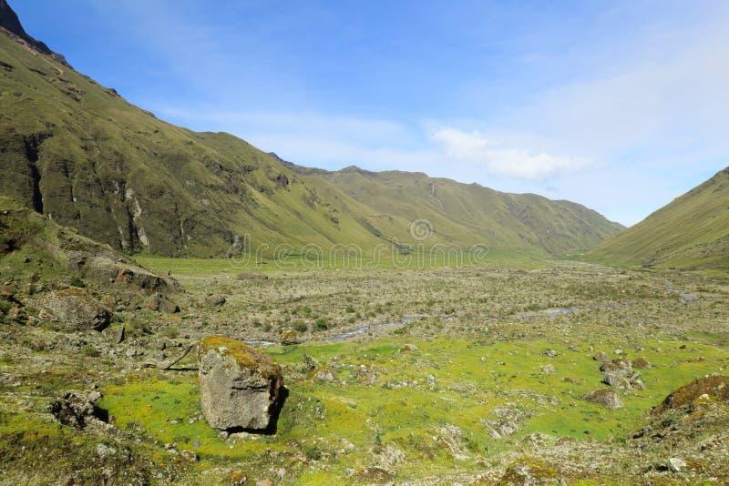 Wulkanów otoczenia obrazy royalty free