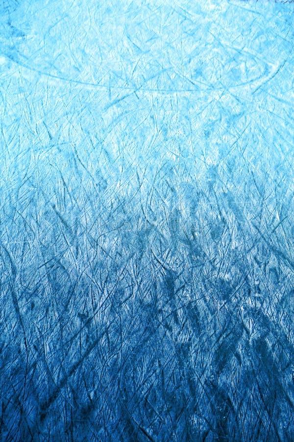 Wunderbare Eisbahn der Fotos stockfoto