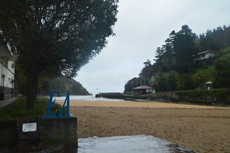 Wunderbare Foto-Gefangennahme des ausgezeichneten Strandes von EA Natur-Landschaftsreise stockbild