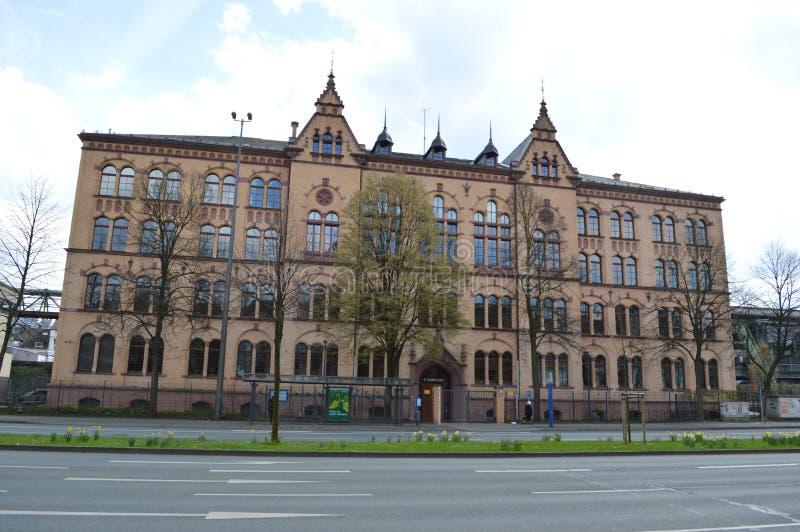 Wuppertal in Germania fotografie stock libere da diritti