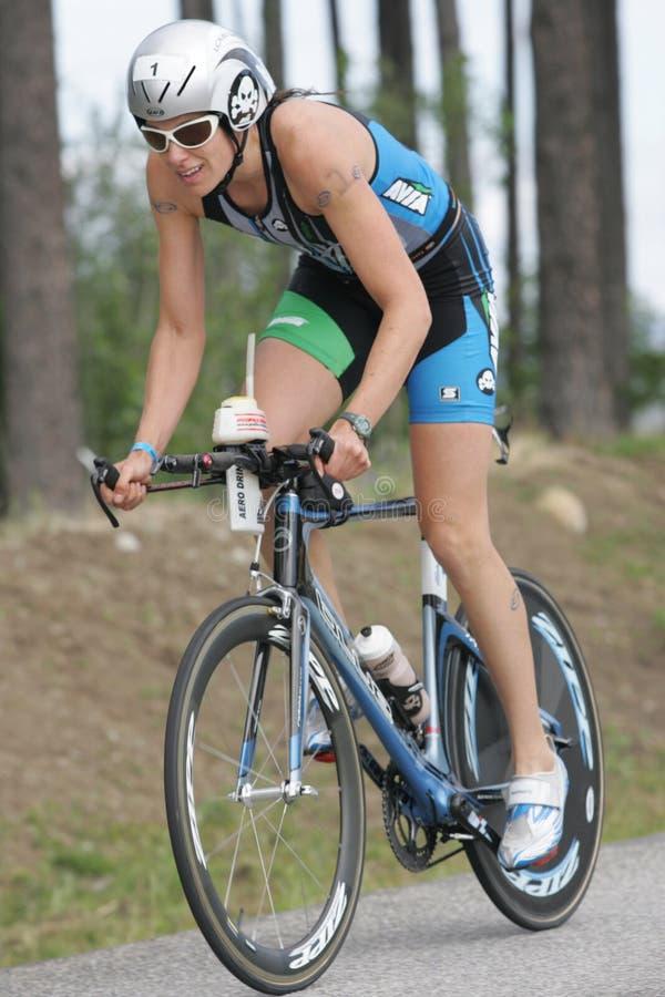 wurtele triathlete вереска стоковые изображения rf