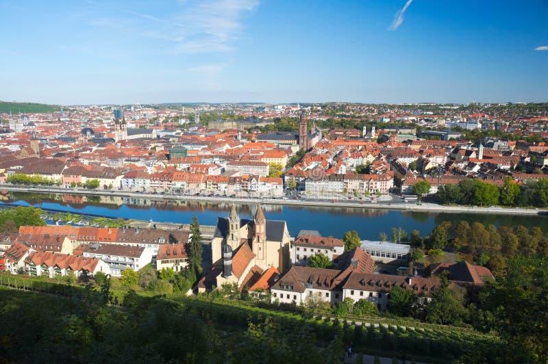 Wurzburg стоковое изображение