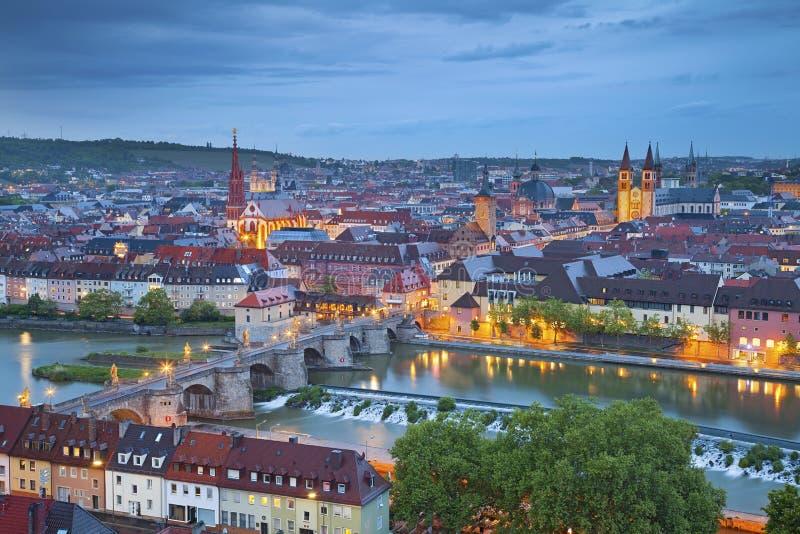 Wurzburg foto de archivo libre de regalías