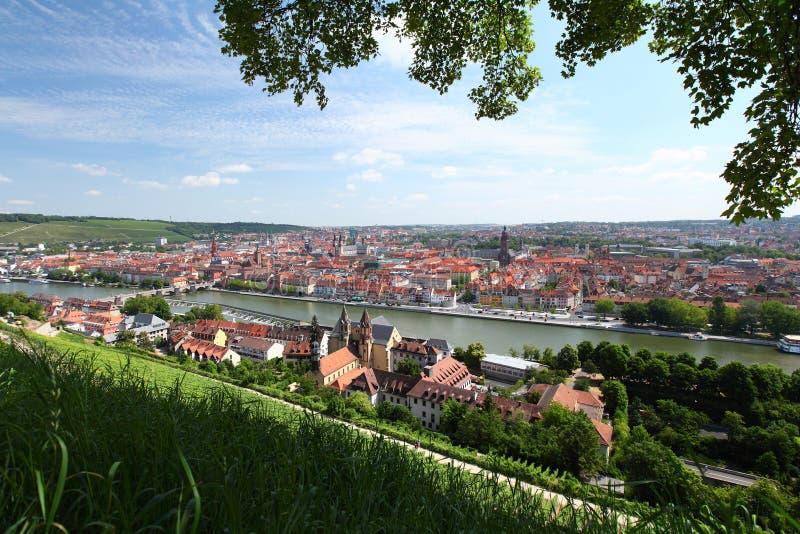 Wurzburg stock photo