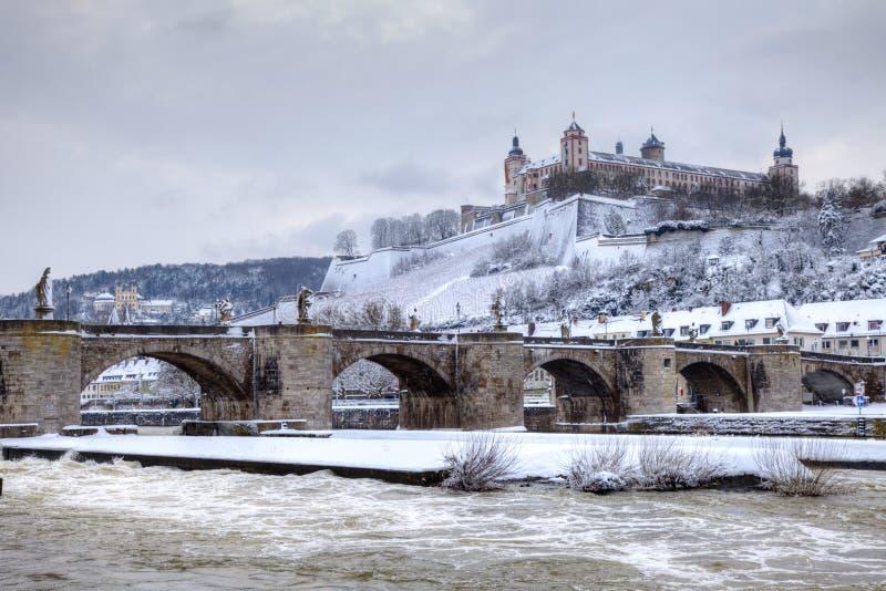 Wurzburg Germania immagini stock libere da diritti
