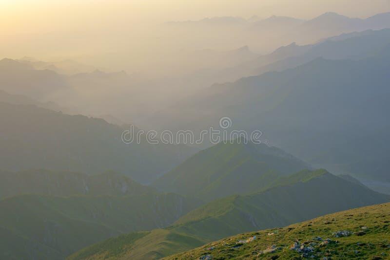 Download Wutai Mountain scenery stock image. Image of hillside - 14860119