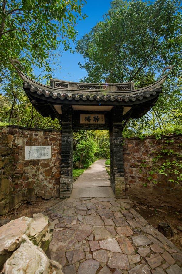Wuxi Taihu Yuantouzhu Ting Tao Ting imagen de archivo