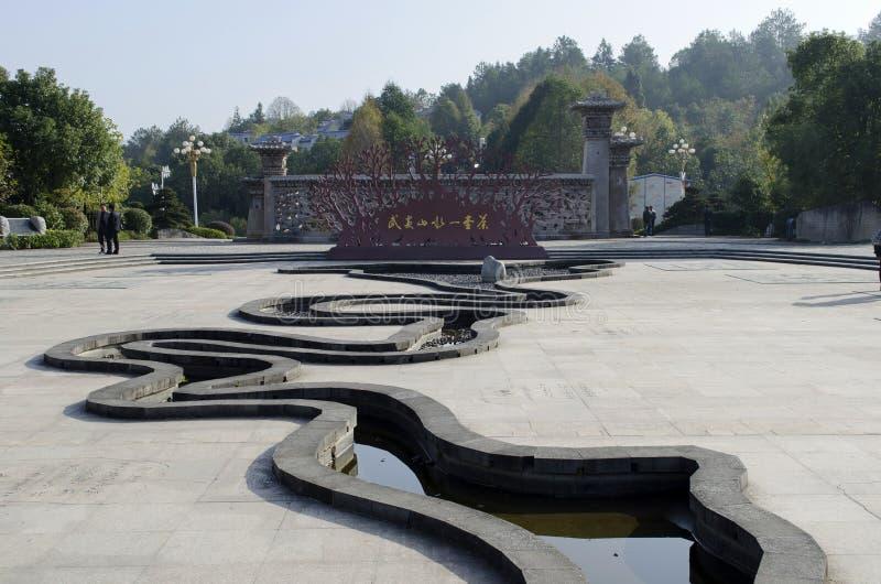 Download Wuyi Chaboyuan editorial photo. Image of daylight, jiuquxi - 39505521