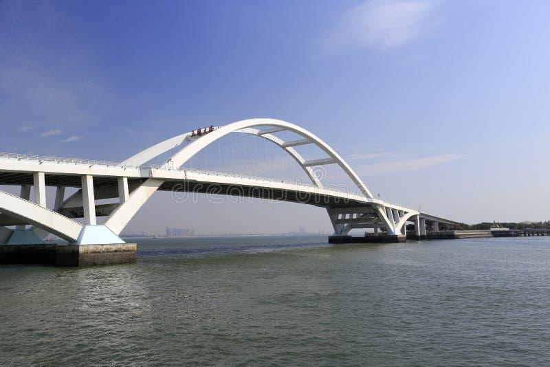 Wuyuanwanbrug royalty-vrije stock fotografie