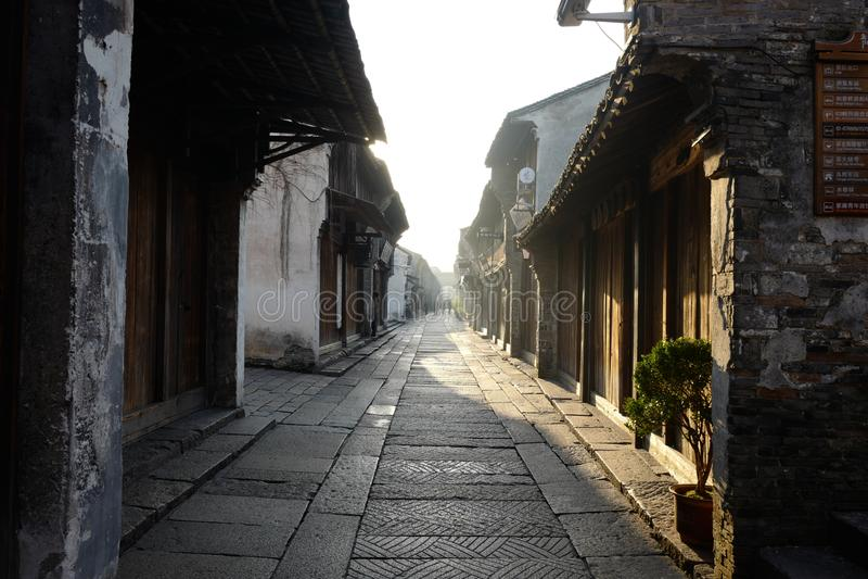 Wuzhen Κίνα στοκ φωτογραφίες