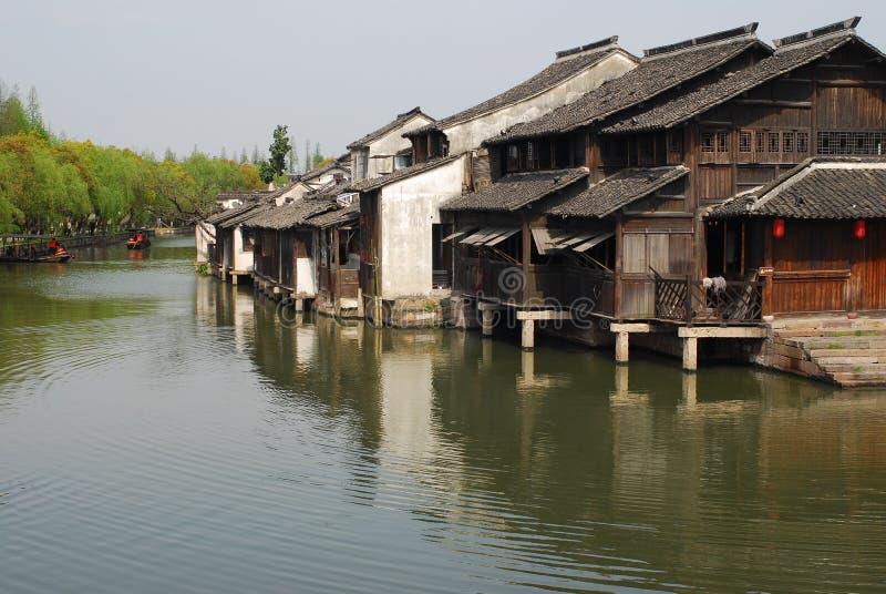 Wuzhen, China foto de archivo libre de regalías