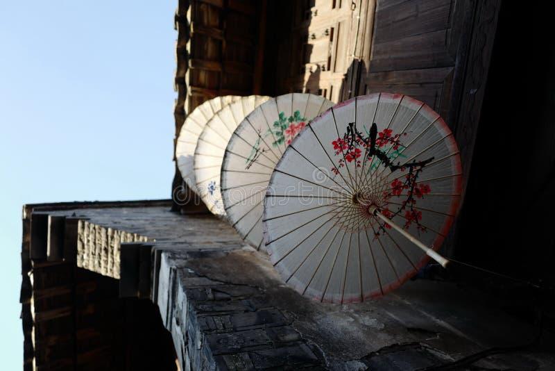 wuzhen porslinet royaltyfri fotografi