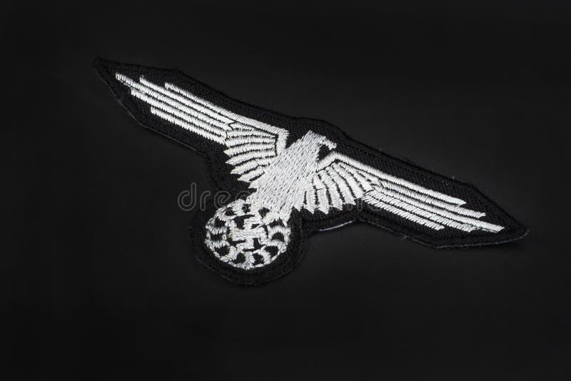 WW2德国Waffen SS军事权威 库存照片