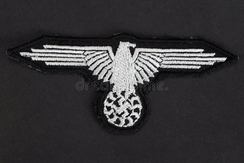 WW2德国Waffen SS军事权威 图库摄影
