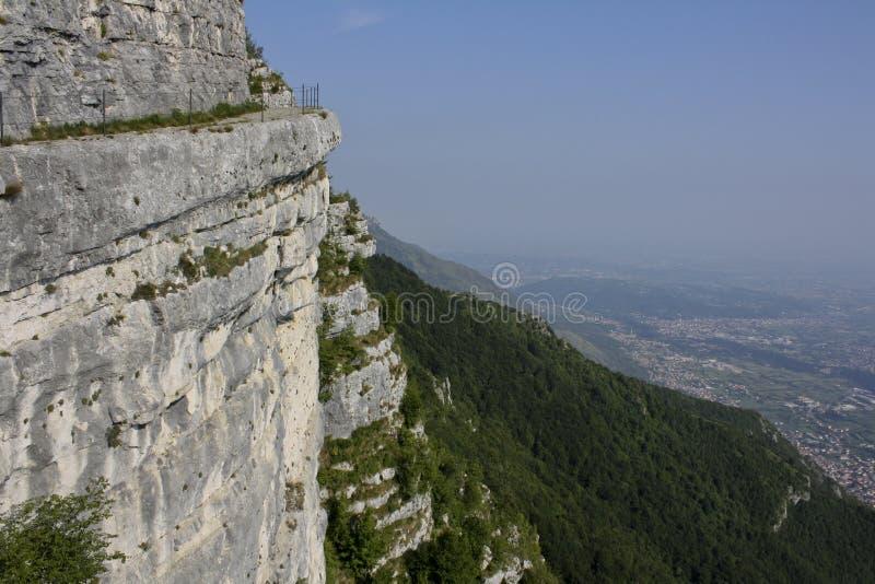 100_WW Monte Cengio stockfotos