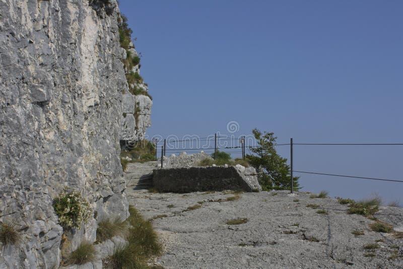 98_WW Monte Cengio stockfotos