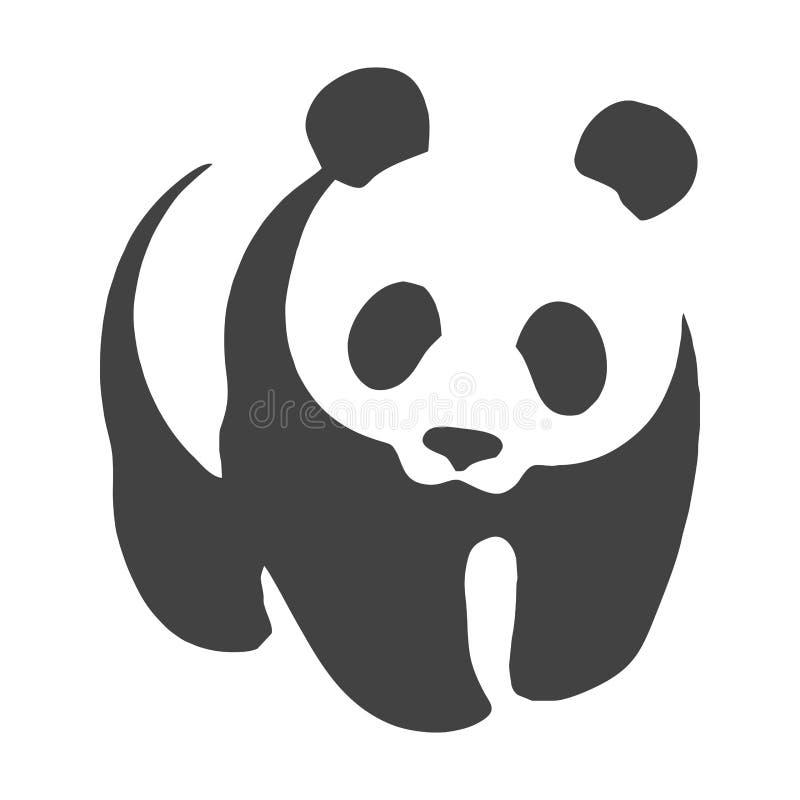 WWF royalty ilustracja