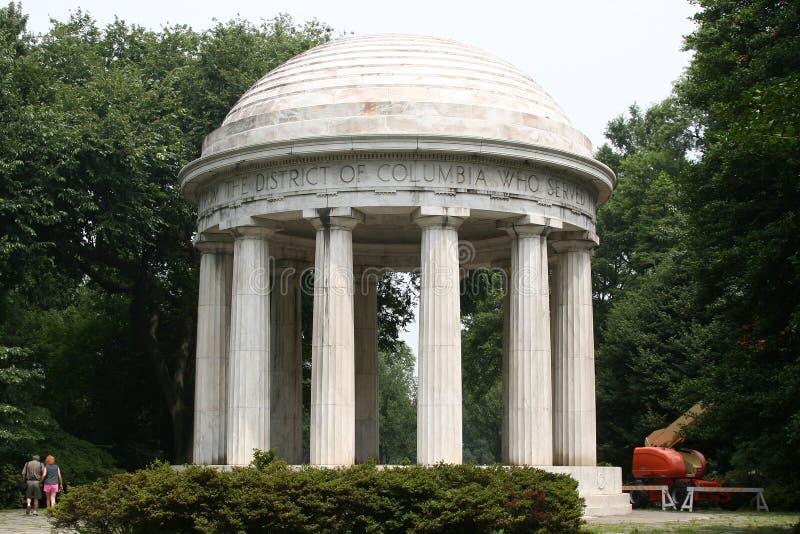 WWI Denkmal Lizenzfreie Stockfotos