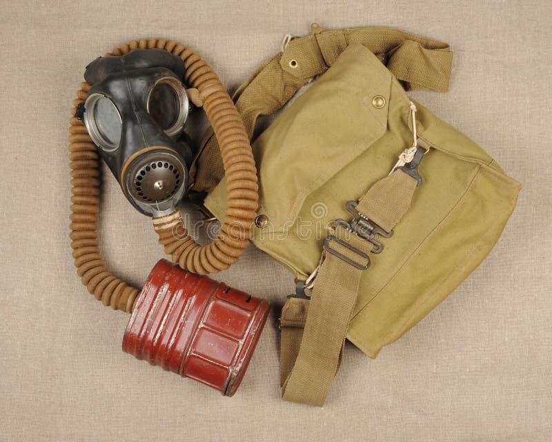 Download WWII Gasmaske stockbild. Bild von königlich, britisch - 27728951