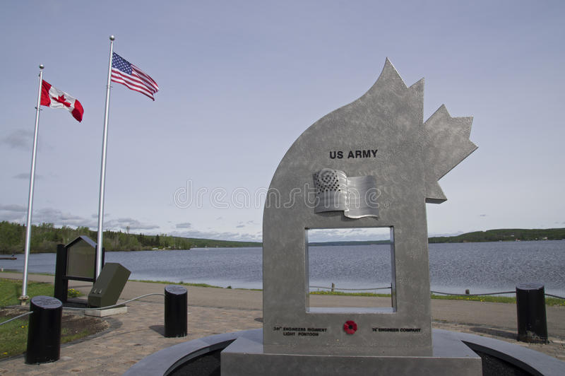 Download WWII Vintage Military Memorial Editorial Photo - Image of military, dawson: 51716041