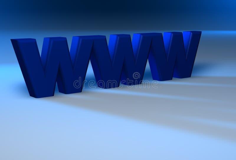WWW Fotos de archivo libres de regalías