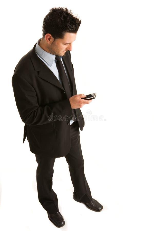 wyślij wiadomość sms fotografia royalty free